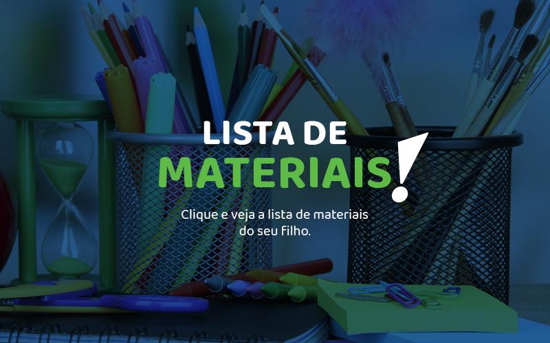 Lista de Material